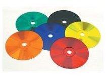 CD-R de couleur orange X 5