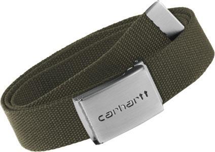 Carhartt Wip Clip Chrome ceinture