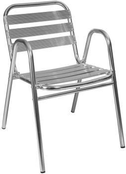 Chaise aluminium Fauteuil
