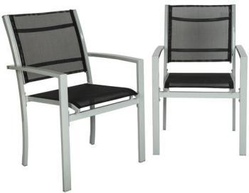2 Chaises de Jardin de Salon