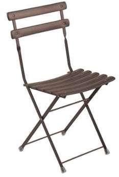 CMU-314-M Chaise de terrasse
