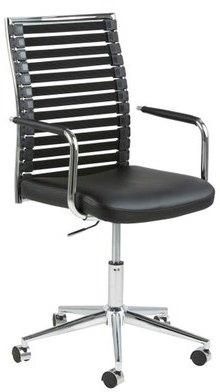 Chaise de Bureau Rokh Noir