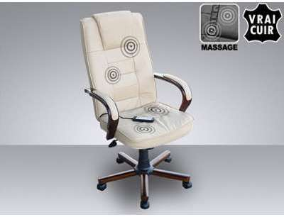 Fauteuil massant - chaise