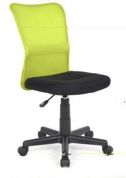 Chaise de bureau bleu noir