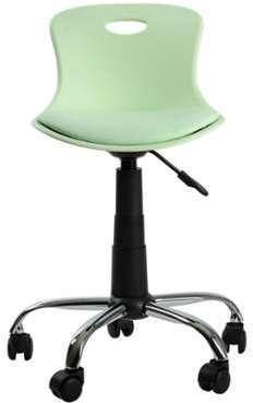 Chaise de bureau enfant verte