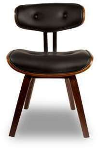 Chaise lounge bois Blackwood