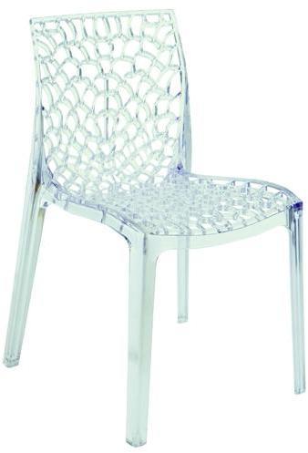 Lot de 2 chaises empilables