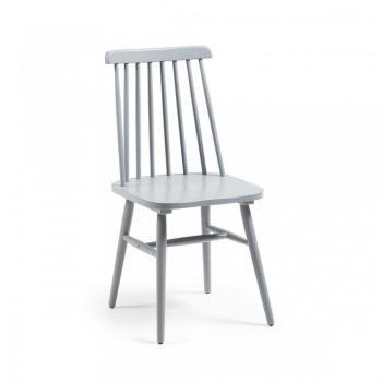 Lot de 2 chaises en bois vintage