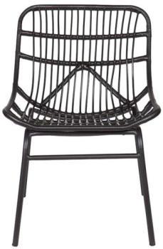 Lot de 2 chaises indoor outdoor