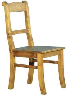 Chaise de cuisine pin massif