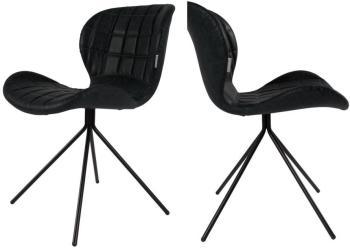 Lot de 2 chaises design OMG
