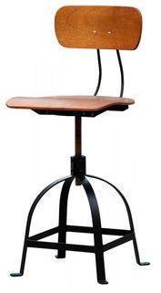 Chaise architecte industrielle