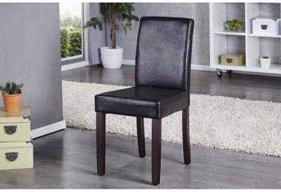 Lot de 4 chaises design en