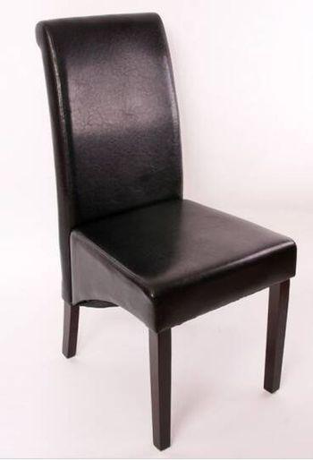 Catgorie chaises de salle manger du guide et comparateur d for Chaise noir salle a manger