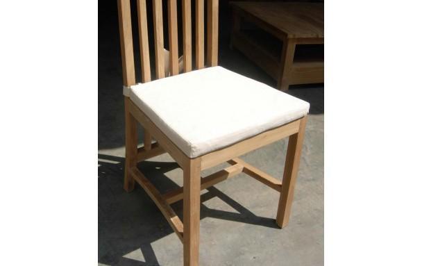 Catgorie chaises de salle manger du guide et comparateur d - Galette de chaise de jardin ...