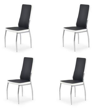 Catgorie chaises de salle manger page 14 du guide et for Chaise de salle a manger noir et blanc