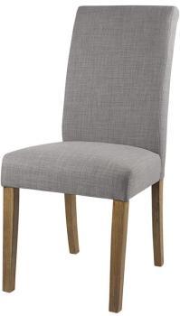 Catgorie chaises de salle manger du guide et comparateur d - Chaise bois gris ...