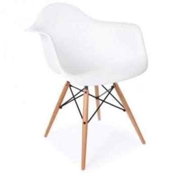 Chaise Design DAW Blanche