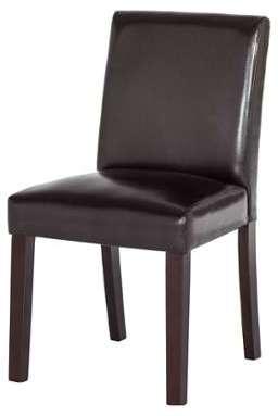Chaise capitonnée Laurel (lot