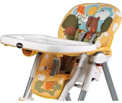 Catgorie chaises hautes du guide et comparateur d 39 achat - Housse de rechange chaise haute prima pappa ...