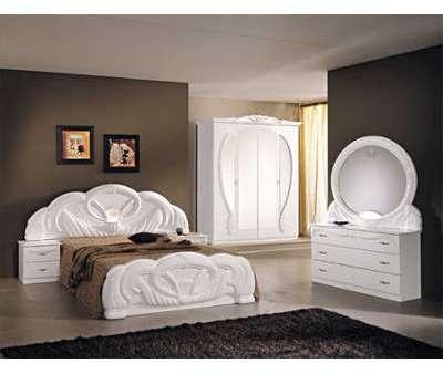 Chambre complète Gladys blanche