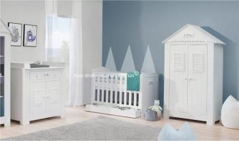 Chambre complète bébé collection