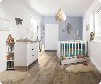 Chambre Bébé Complète Plume