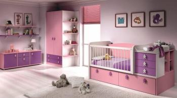 Chambre bébé évolutive en
