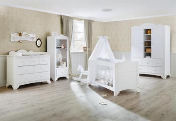 Chambre bébé complète Pino