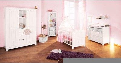 Pinolino chambre junior nina 3 pcs for Chambre bb volutive