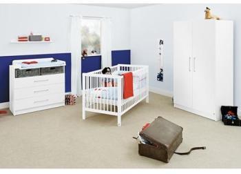 Chambre bébé complète Lit