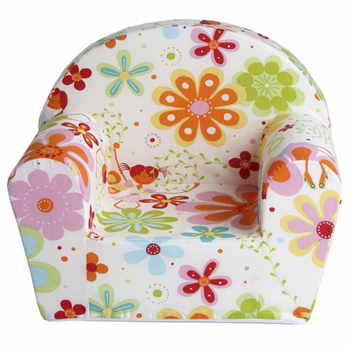 Candide 163080 fauteuil club dhoussable lapin fragi - Fauteuil en mousse enfant ...