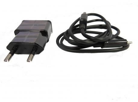 Chargeur secteur USB universel