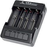 Xtar VP4 chargeur de batterie