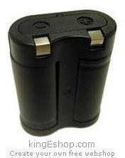 2CR5- Pile Lithium 6 Volts