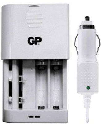 Chargeur de piles GP Universel