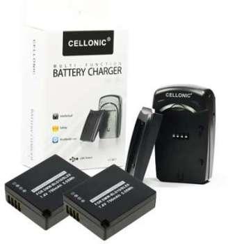 2x Chargeur Panasonic Lumix