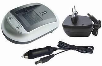 Chargeur pour Olympus batterie