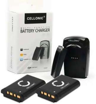 2x Chargeur Sony HDR-AS10