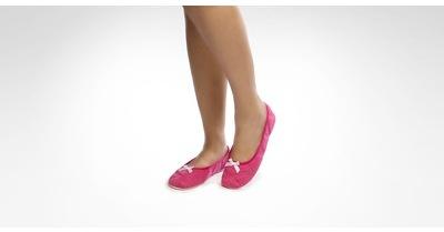 Catgorie chaussons pour femmes page 1 du guide et - Ballerine rose poudre ...