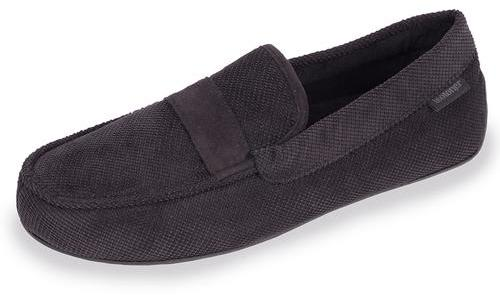 Chaussons mocassins homme