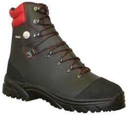 Chaussures de sécurité bûcheron