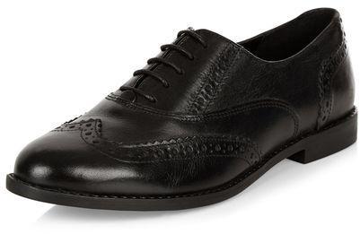 Chaussures Richelieu noires