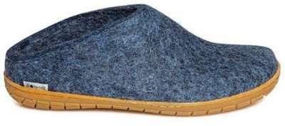 Mule blue jean glerups semelle
