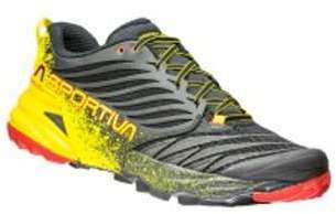 La Sportiva Akasha Black Yellow