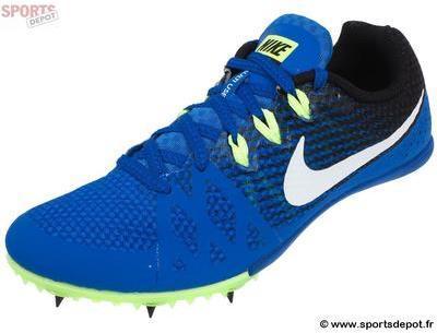 Chaussures à pointes d athlétisme