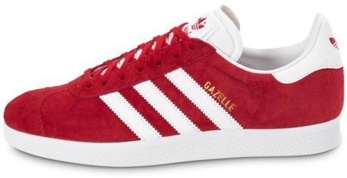 Soldes adidas Gazelle Rouge