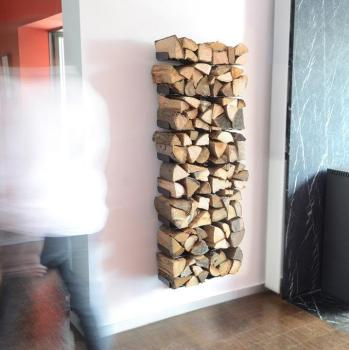 Wooden Tree Range-bûches -