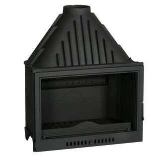 Insert foyer de cheminée face