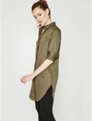 Longue chemise Femme